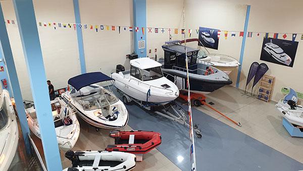 Helike Yachts - C/ Marmolista, 4-6 Pol. Indus. 031030 Santa Pola - Alicante (Spain)